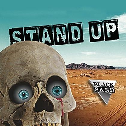 BLACK SAND Stand Up