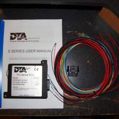 Dta S40 Pro Wiring Diagram 2000 Honda Civic Ex Ecu And Loom Z22se Co Uk Jpg