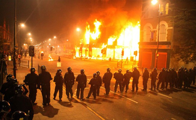 Riots Will Soon Fill The Streets Of Major U S Cities