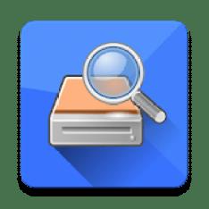 تطبيق DiskDigger