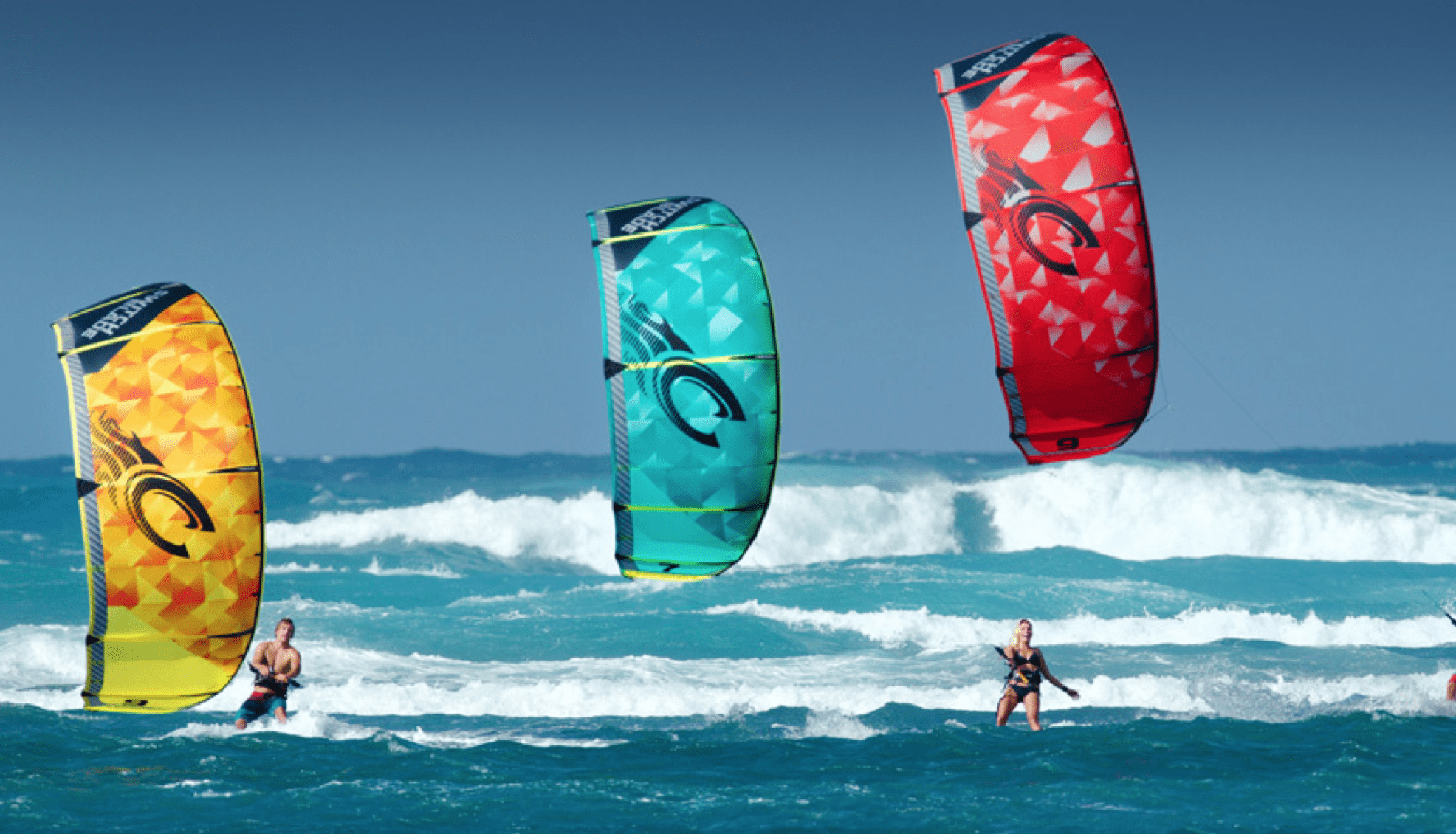 Wallpaper Engine Blue On The Beach Girl 2015 Cabrinha Kiteboarding Product Previews The