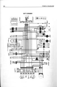 info kz wiring diagram on gs750 wiring diagram