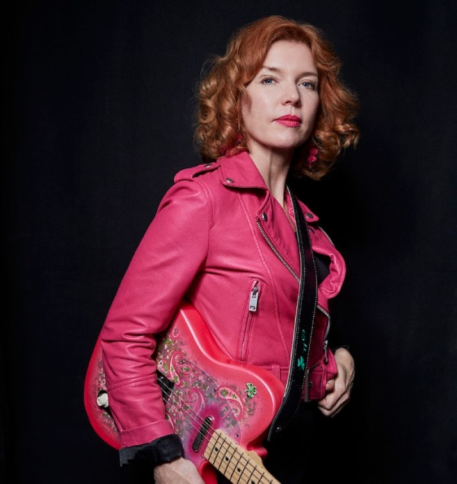 """Video Premiere: Sue Foley """"Southern Men"""" - ROCK AND BLUES MUSE"""
