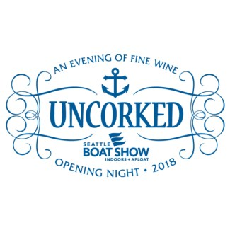 Uncorked at the Seattle Boat Show.