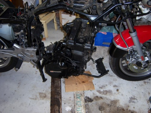 small resolution of finalassembly 002 gpz900r starter clutch removal and repair z900collector finalassembly 002 engine diagram 1985 ninja 900