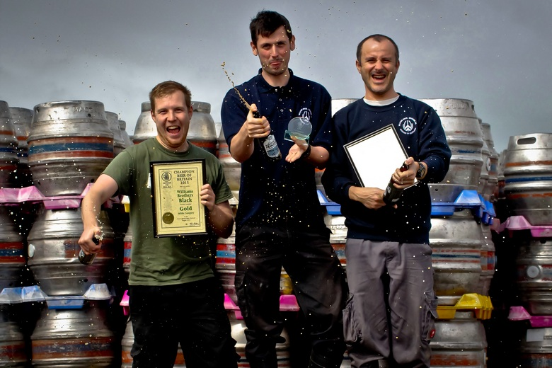 GBBF Williams Bros Black Takes Gold Again Beer Today
