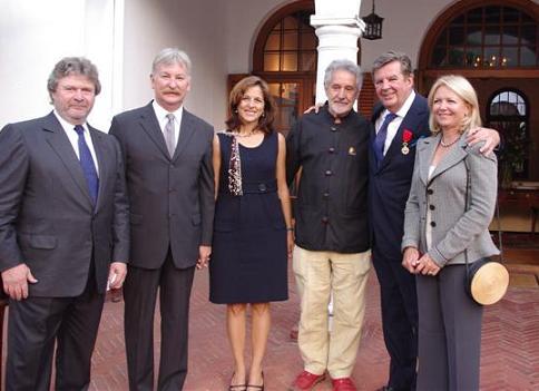 Image result for Johann Rupert & Family