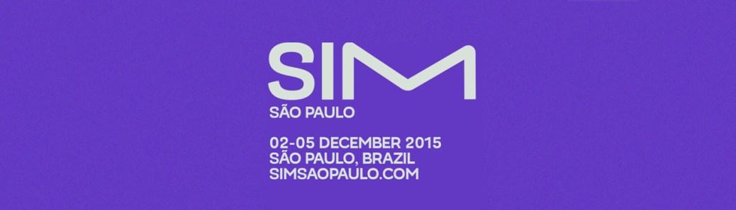 SIM SP - Semana Internacional da Música de São Paulo 2015