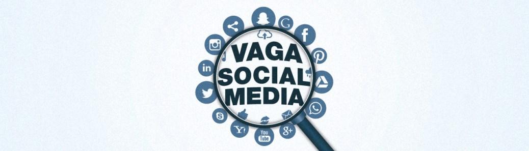 Vaga de Social Media