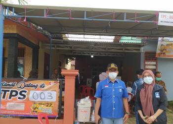 DPP PAN Didampingi Ketua DPW PAN Jambi Pantau Langsung PSU