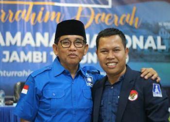 Ketua DPW PAN Biru, Ketua BM PAN Navy