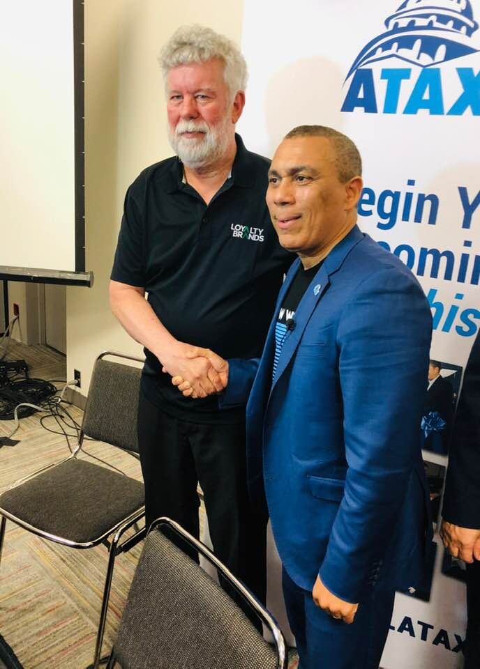 ATAX Franchise and Loyalty Brands Join Forces to Expand Nationwide and to Serve the $2.13 Trillion US Latino Market 1