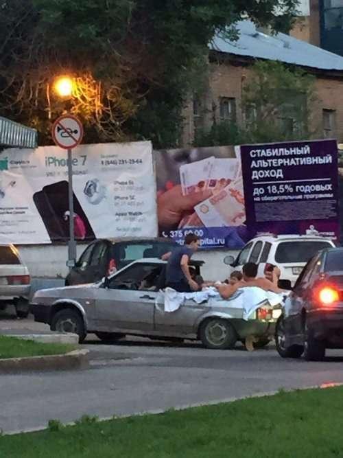 Свежие АВТОприколы на Бугаге (22 фото)