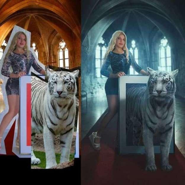 Впечатляющая ретушь фотографий от настоящего мастера (26 фото)