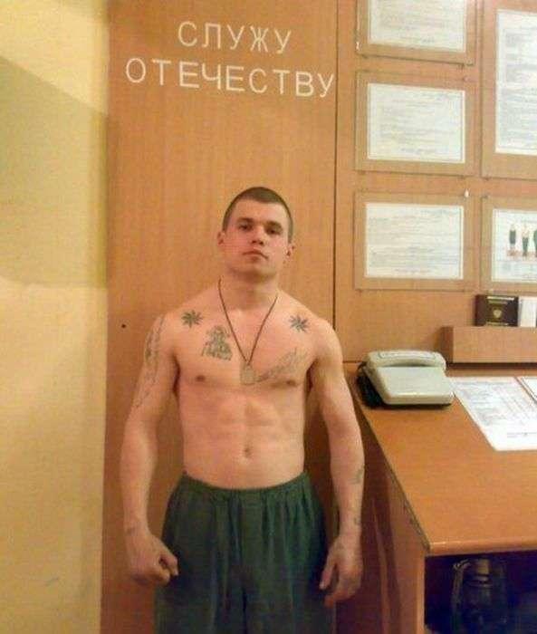 Приколы и фейлы в российской армии (25 фото)