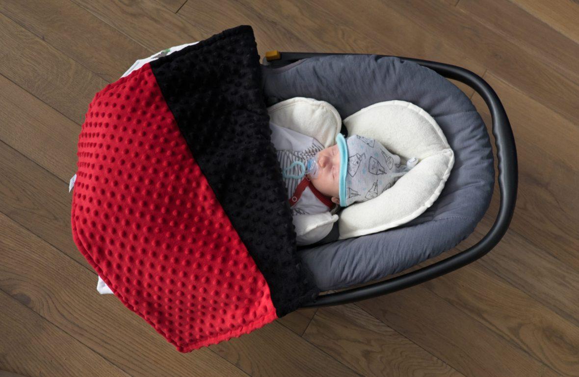 kocyk dla noworodków