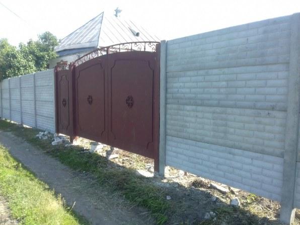 ворота в Харькове