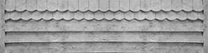 Еврозабор Сайдинг верх конёк