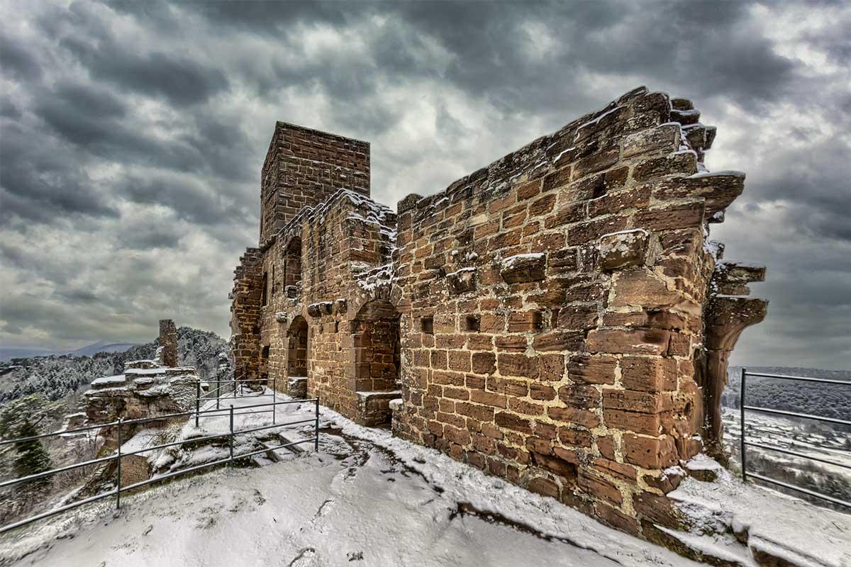 zamek Altdahn