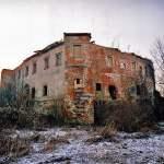 zamek w bobrzanach