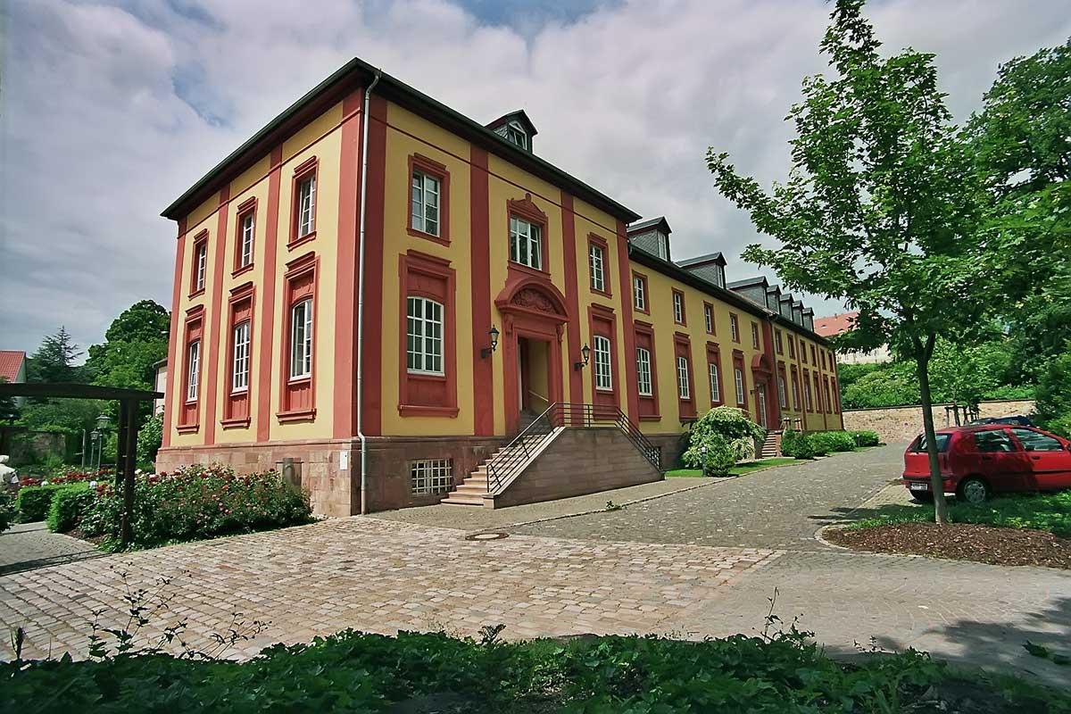 Pałac w Kirchheimbolanden