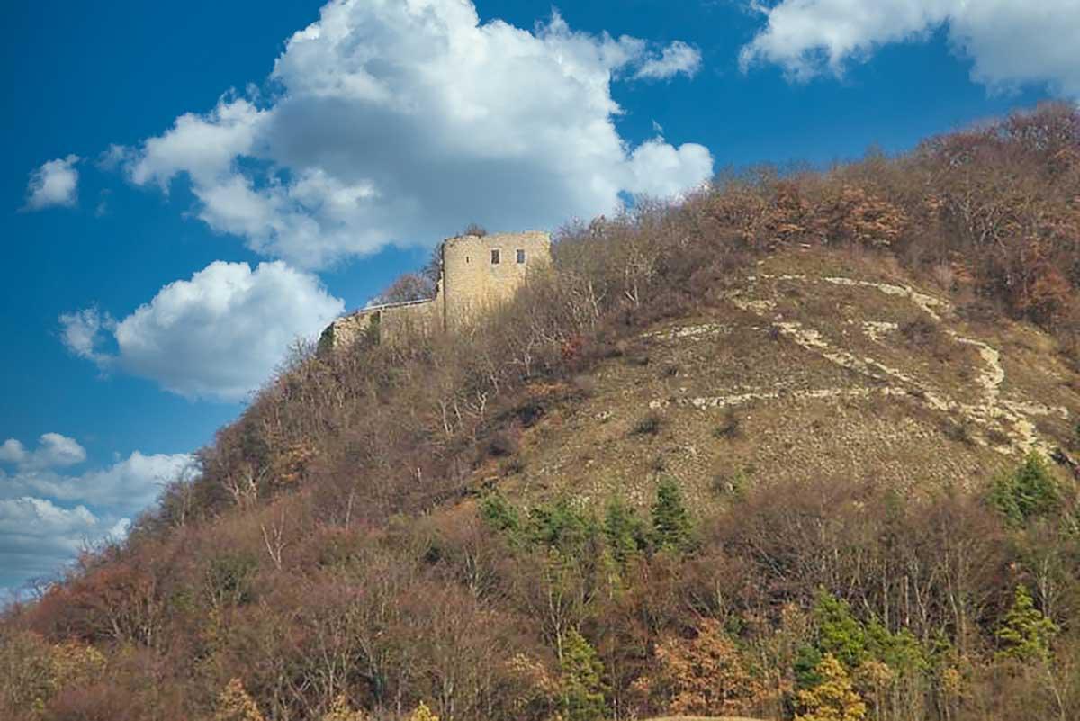 Zamek Kunitzburg