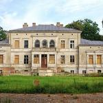 pałac dargosław