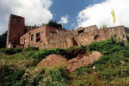 Zamek Rietburg