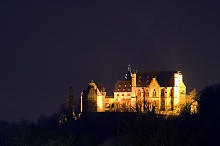 Zamek Marburg
