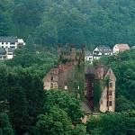 Zamek Mittelburg