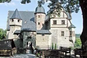 Zamek Kranichfeld