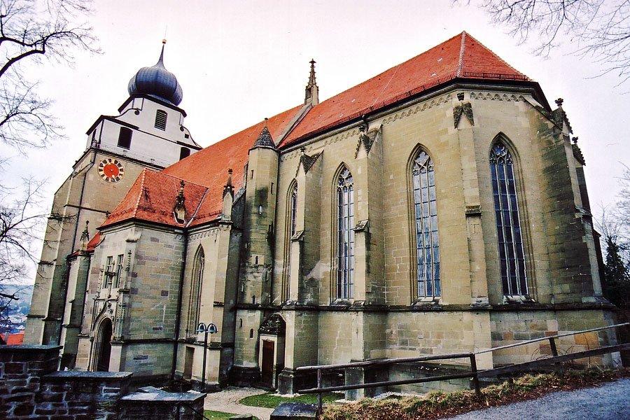 Kościół katedralny w Herrenberg