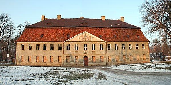 Pałac w Jasieniu