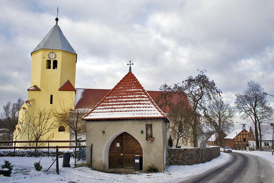 Kościół w Mirocinie Górnym