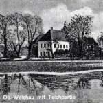 Pałac w Wichowie Górnym