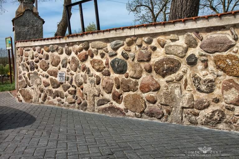 Krzyże kamienne w Starym Żaganiu