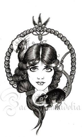 Rat Woman