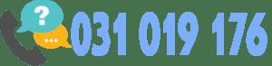 Kontakt 031 019 176