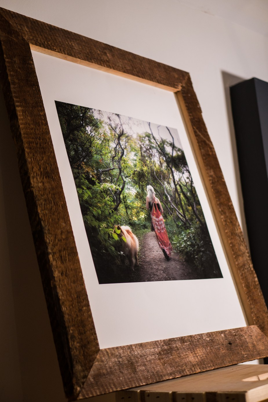 Reclaimed Wood Picture Frame (29 of 32)