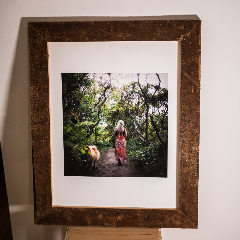 Reclaimed Wood Picture Frame (32 of 32)