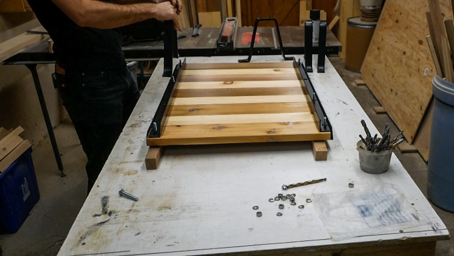 Industrial Stacking Cart Table (26 of 33)