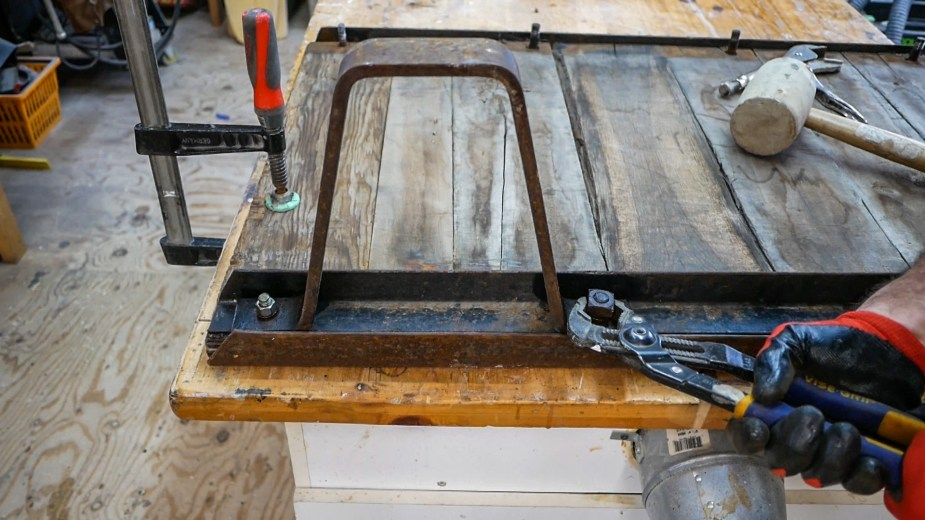 Industrial Stacking Cart Table (4 of 33)