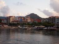 On the boat in Büyük Liman