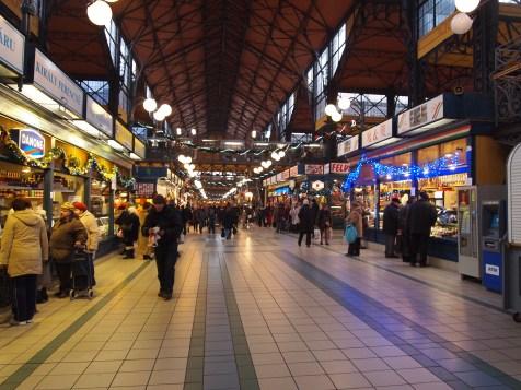 Inside Great Market Hall