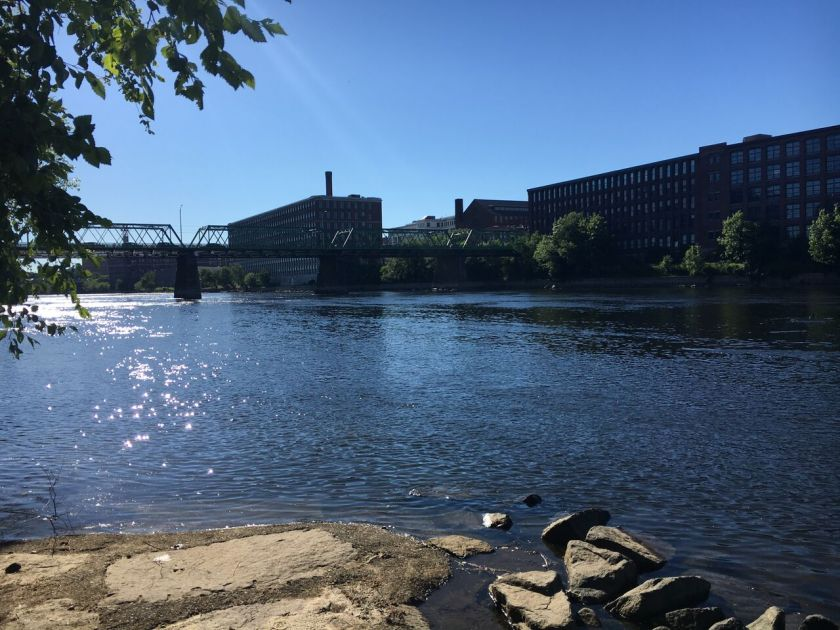 Riverwalk on the Merrimack