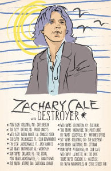 Zachary-Cale-Destroyer-Tour-Poster