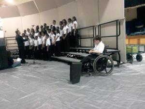 Alex choir concert controversy
