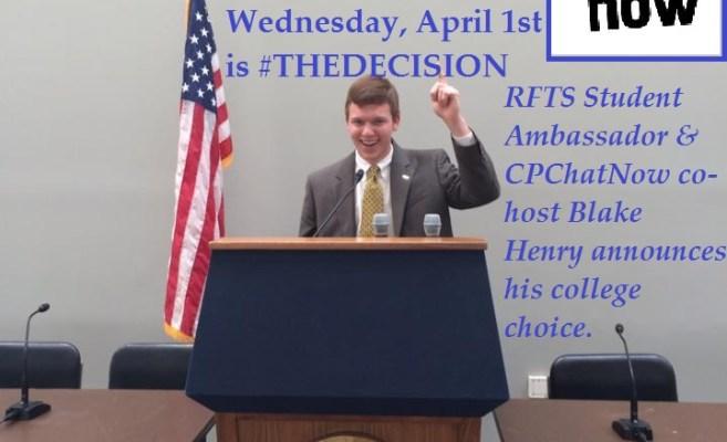 #THEDECISION April 1st