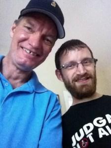 With John W. Quinn