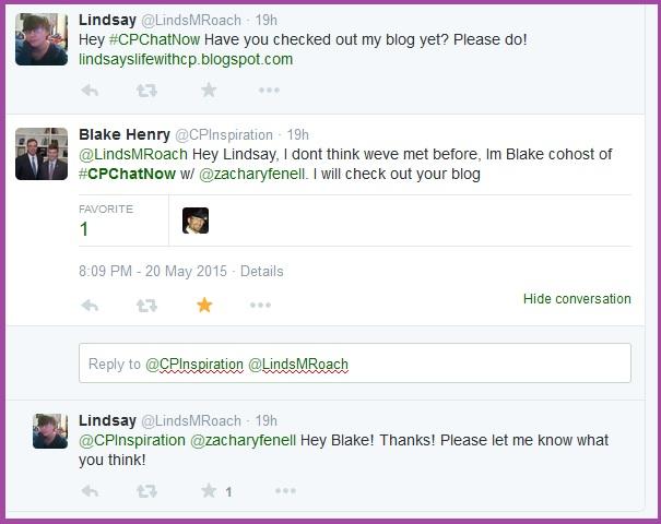 Lindsay's Blog
